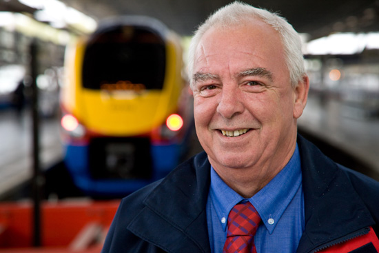 East Midlands Trains Employee